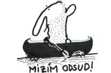 Kresba Petra Peřiny – mizím odsud